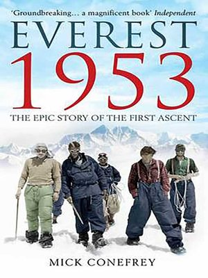cover image of Everest 1953