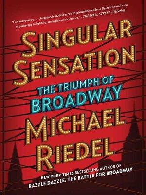 cover image of Singular Sensation