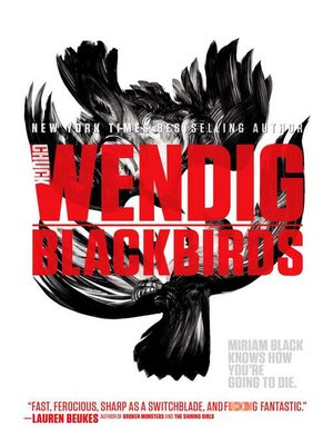 cover image of Blackbirds