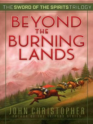 cover image of Beyond the Burning Lands