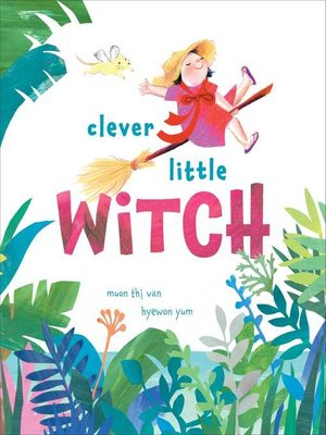 cover image of Clever Little Witch