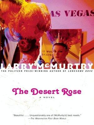 cover image of The Desert Rose