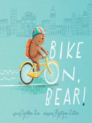 cover image of Bike On, Bear!