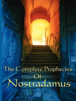 cover image of The Complete Prophecies of Nostradamus