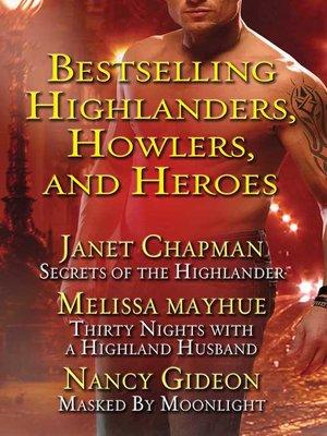 cover image of Bestselling Highlanders, Howlers, and Heroes