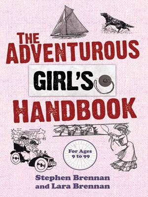 cover image of The Adventurous Girl's Handbook
