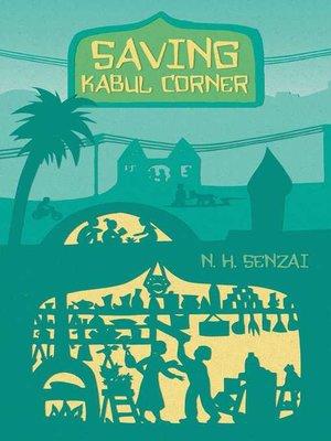 cover image of Saving Kabul Corner