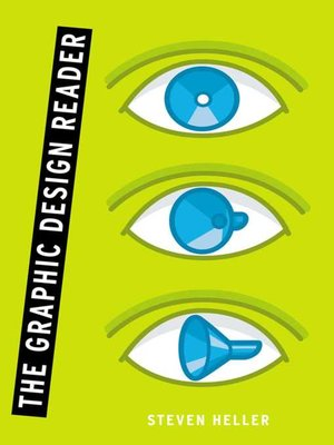 cover image of Graphic Design Reader