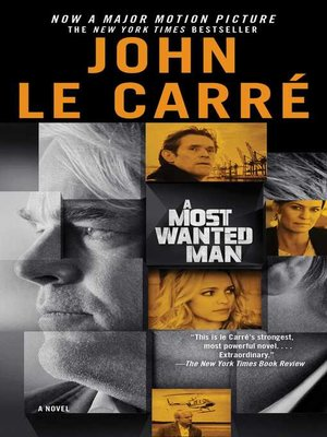 cover image of A Most Wanted Man