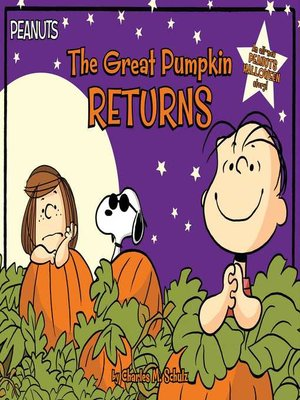 cover image of The Great Pumpkin Returns