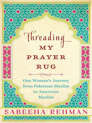 cover image of Threading My Prayer Rug