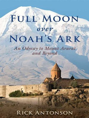 cover image of Full Moon over Noah's Ark