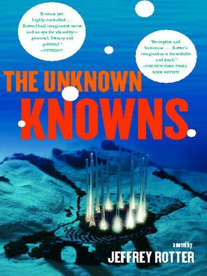 cover image of The Unknown Knowns