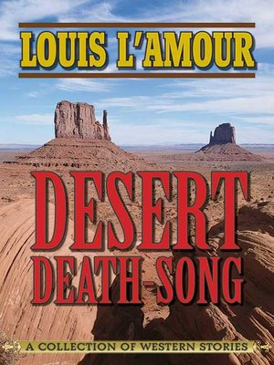 cover image of Desert Death-Song