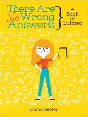 cover image of There Are No Wrong Answers