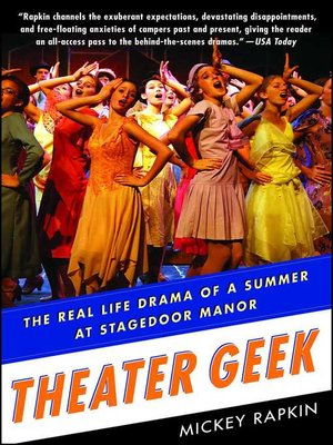 cover image of Theater Geek