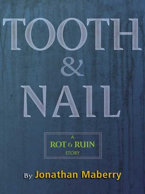 Rot And Ruin Epub