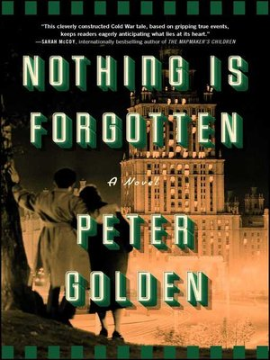 cover image of Nothing Is Forgotten