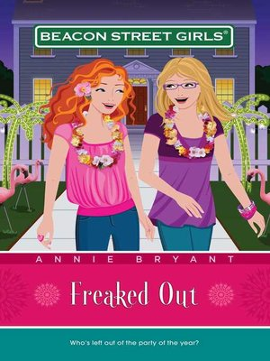 cover image of Freaked Out