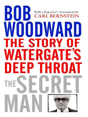 cover image of The Secret Man