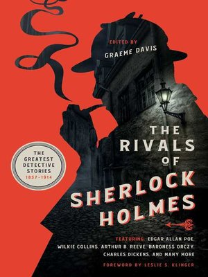 cover image of The Rivals of Sherlock Holmes