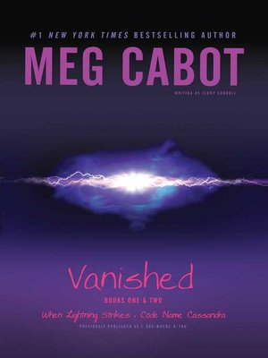 cover image of Vanished, Books One & Two
