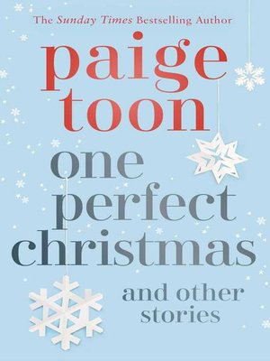 cover image of One Perfect Christmas and Other Stories