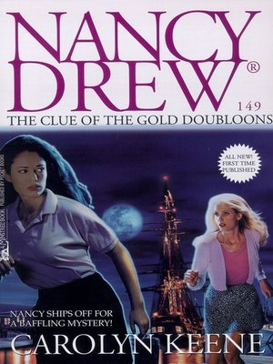 cover image of The Clue of the Gold Doubloons