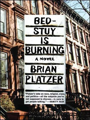 cover image of Bed-Stuy Is Burning