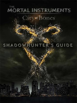 cover image of Shadowhunter's Guide