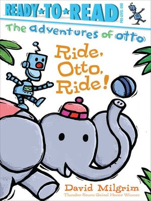 cover image of Ride, Otto, Ride!