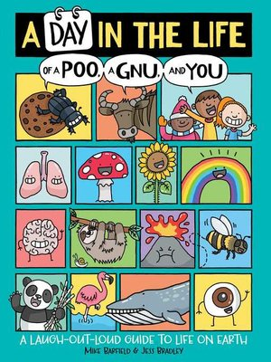 cover image of A Day in the Life of a Poo, a Gnu, and You