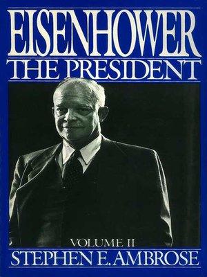 cover image of Eisenhower Volume II