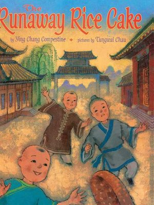 cover image of The Runaway Rice Cake