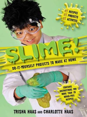 cover image of Slime!