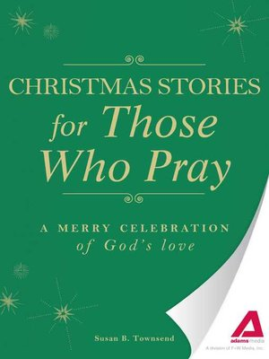 cover image of Christmas Stories for Those Who Pray