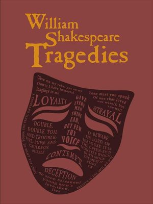 cover image of Shakespeare's Tragedies