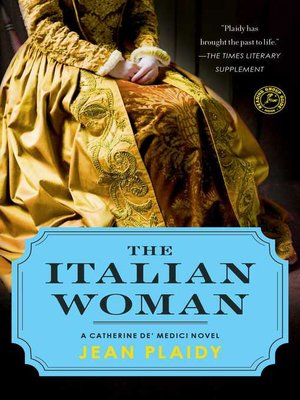 cover image of Italian Woman