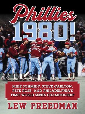 cover image of Phillies 1980!