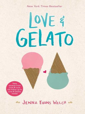 cover image of Love & Gelato