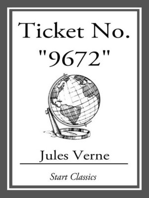 "cover image of Ticket No. ""9672"""
