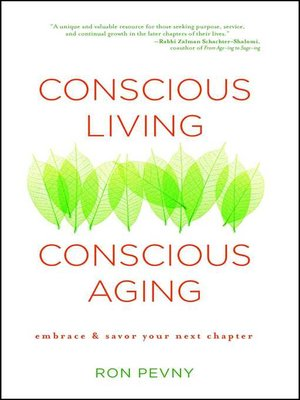 cover image of Conscious Living, Conscious Aging