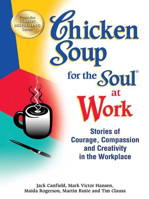cover image of Chicken Soup for the Soul at Work