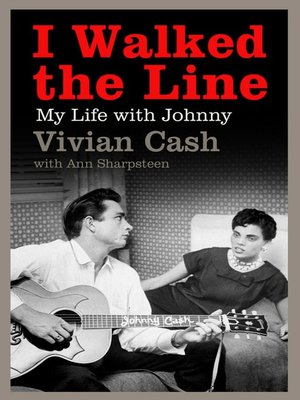 cover image of I Walked the Line