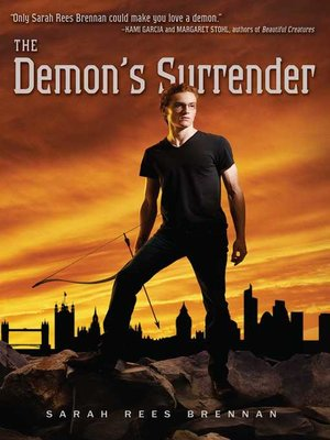 cover image of The Demon's Surrender