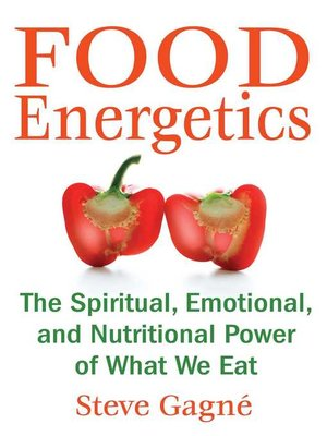 cover image of Food Energetics