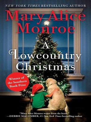 cover image of A Lowcountry Christmas