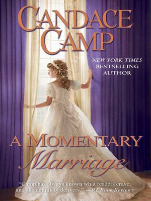 cover image of A Momentary Marriage