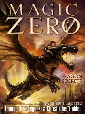 cover image of Dragon Secrets