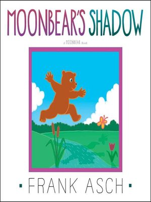 cover image of Moonbear's Shadow